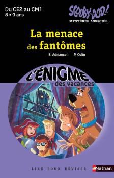 Scooby Doo Adriansen Menace fantomes CE2 CM1